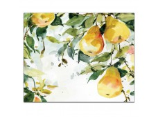Cala Home Podkładka szklana 22-02074 Watercolor Fruit 25/20cm