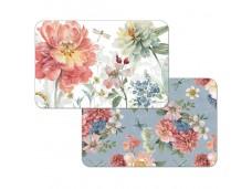 """Cala Home Podkładki na stół dwustronne C174-00053 """"spring meadow"""""""