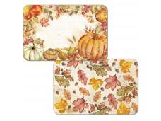 "Cala Home Podkładki na stół dwustronne C49542 ""Watercolor harvest"""