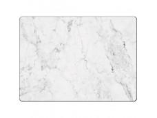 """Cala Home Podkładki korkowe 81957 """"white marble"""""""