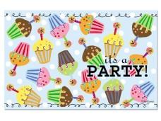 """Cala Home Podkładki papierowe w bloczkach 41194 """"party"""""""