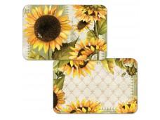 "Cala Home Podkładki na stół dwustronne C49886 ""Sunflower"""