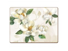 """Cala Home Podkładki korkowe 81815 """"Magnolias"""""""