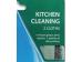 E-cloth zestaw ściereczek do kuchni i do szkła - komplet 2 sztuki AP1 E20003