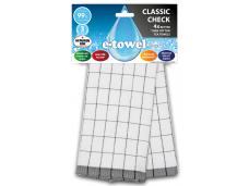E-cloth ściereczka do szkła CC E20391 czarna