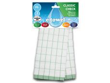 E-cloth ściereczka do szkła CC E20168 zielona