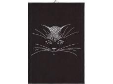 """Ekelund ręcznik do rąk tkany 35x50 cm """"Silver Cat"""" EK67834"""