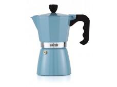 Kawiarka Classic 6 Niebieska