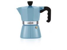 Kawiarka Classic 3 Niebieska