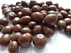 Ziarna palonej kawy w mlecznej czekoladzie 100 gram