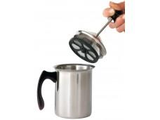 Spieniacz ręczny do mleka 0,8 litra