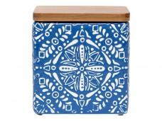 Ladelle Arise Blue wzór 1 pojemnik do przechowywania żywności L61820