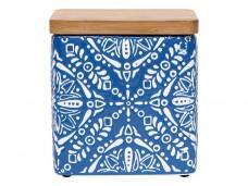 Ladelle Arise Blue wzór 2 pojemnik do przechowywania żywności L61820