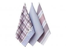 Ladelle Annika komplet trzech ręczników kuchennych L32910