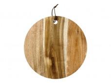 Ladelle Metta podstawka na stół - drewno akacjowe - okrągła 30 cm L61148
