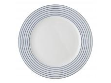 Laura Ashley 26 talerz porcelanowy W178266 Candy Stripe