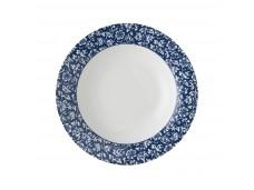 Laura Ashley 22 głęboki talerz porcelanowy W178268 Sweet Allysum