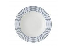 Laura Ashley 22 głęboki talerz porcelanowy W178270 Candy Stripe