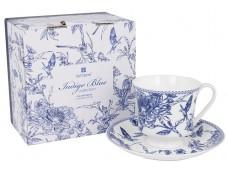 "Ashdene Filiżanki porcelanowe do herbaty 17071 ""indigo blue"""