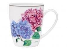 """Ashdene Kubek porcelanowy 17180 """"pastelowe hortensje"""""""