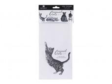 "Ashdene Ręcznik kuchenny 40111 ""Casual cats - koty"""