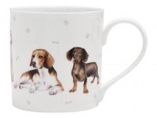 "Ashdene Kubek porcelanowy 17494 ""Kennel Club - Hound"""