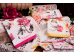 "Ashdene Ręcznik kuchenny 40040 ""róża enchanted pink"""