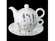 "Ashdene zestaw do herbaty tea for one 15615 ""lawenda"""