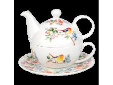 """Ashdene zestaw do herbaty tea for one 16139 """"drzewko życia"""""""