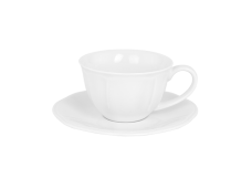 "Ashdene Filiżanki porcelanowe do herbaty 16907 ""chloe"""