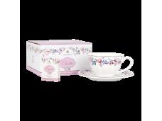 "Ashdene Filiżanki porcelanowe do herbaty 16920 ""charlotte"""