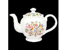 """Ashdene Dzbanek porcelanowy z zaparzaczem do herbaty 16135 """"drzewko życia"""""""