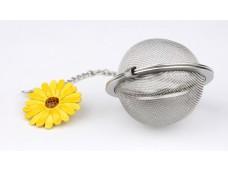 """Ashdene Zaparzaczka do herbaty na łańcuszku 20001 """"kwiatek"""""""