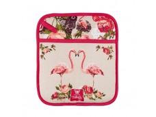 """Ashdene Chwytak do naczyń 41037 """"flamingo rose"""""""