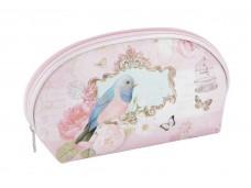 """Ashdene Kosmetyczka mała 56004 """"niebieski ptak"""""""