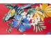 "Ashdene Kubek porcelanowy 16308 ""tropical"""