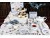 """Ashdene Dzbanek porcelanowy do herbaty 16342 """"ptaki strzyżyk"""""""