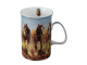 "Ashdene Kubek porcelanowy 15687 ""konie"""