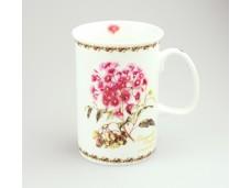 """Ashdene Kubek porcelanowy 16131 """"red gum"""""""
