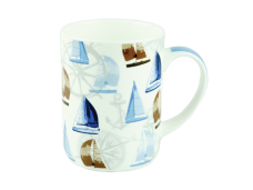 "Ashdene Kubek porcelanowy 16155 ""jachty"""
