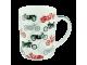 "Ashdene Kubek porcelanowy 16156 ""motory"""