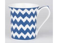 """Ashdene Kubek porcelanowy 16194  wzór """"niebieski"""""""