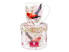 "Ashdene Kubek porcelanowy 16206 ""ptaki - berri"""