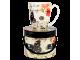 """Ashdene Kubek porcelanowy 16216 """"wieża Eiffla"""""""