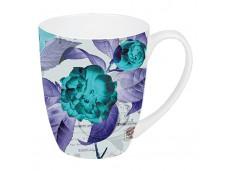 """Ashdene Kubek porcelanowy 16263 """"niebieskie kwiaty"""""""