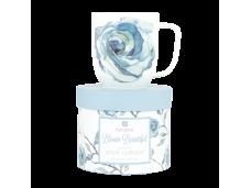 """Ashdene Kubek porcelanowy 16420 """"kwitnący kwiat"""""""