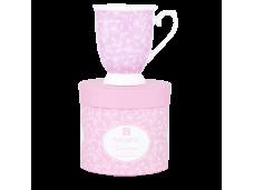 "Ashdene Kubek porcelanowy 16444 ""daisy pink"""