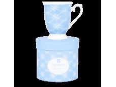 "Ashdene Kubek porcelanowy 16446 ""diamond blue"""