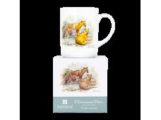 "Ashdene Kubek porcelanowy 16464 ""tygrys tasmański"""