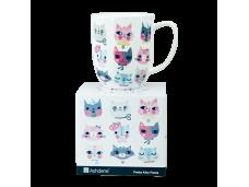 "Ashdene Kubek porcelanowy 16558 ""kociaki i psiaki - kociak wz. 4"""